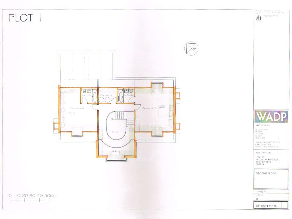 Tall Pines - Plot 1 - Second Floor