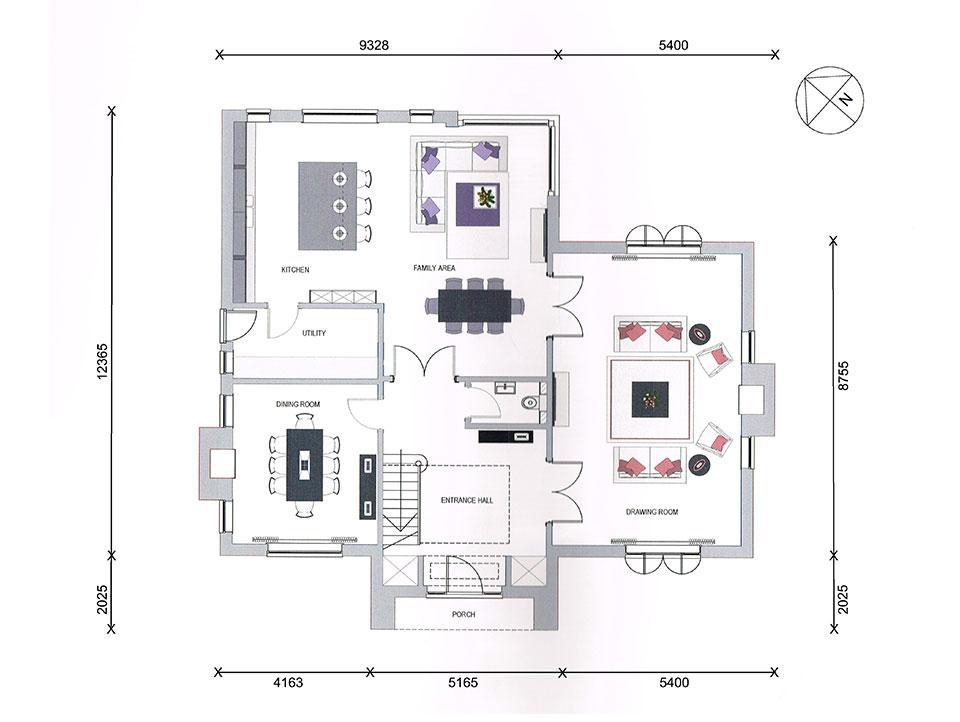 Tall Pines - Plot 2 - Ground Floor