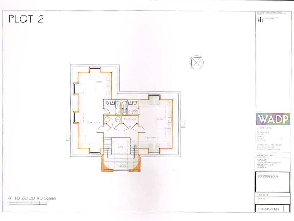 Tall Pines - Plot 2 - Second Floor